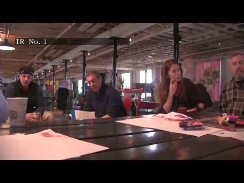 The Art Factory Security Workshop: by Steve Olimpio
