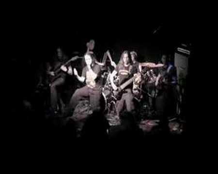Biomechanical 'Fallen In Fear' Performance Clip Dec '07