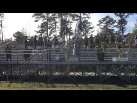 Concordia College Alabama Band Torture Fall 2015