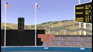 Microsoft Baseball 2000 - Preview 2