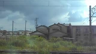 2019/06/01 特急いなほ1号秋田行き 新潟駅発車後 車内放送