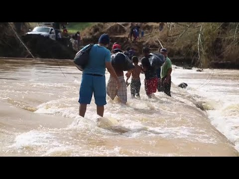 """""""Endless"""" emergency in Puerto Rico after Hurricane Maria"""