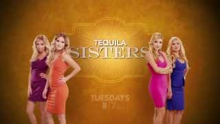 Tequila Sisters Tuesdays 8/7c on TVGN