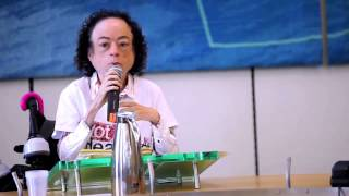 Liz Carr Speaks at UK Parliament on Assisted Suicide