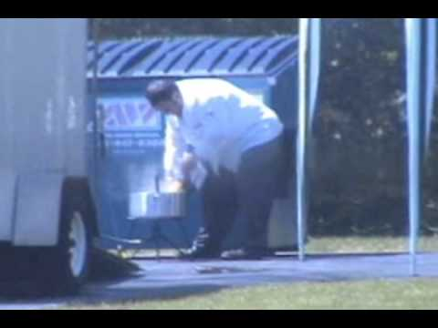 Lake County (Ohio) Man Caught on Camera Running Catering Business While on Workers' Comp