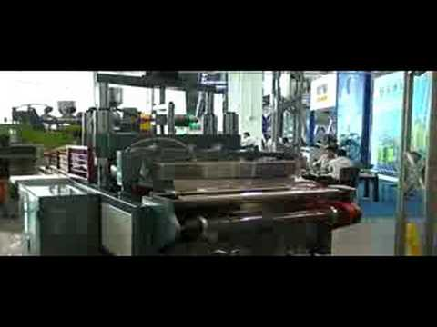 Full-automatic BOPS Thermoforming Machine (without Stacker)