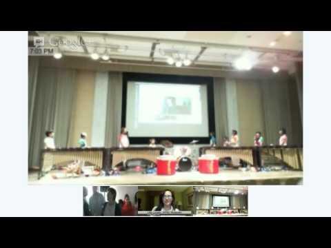 IAPMC Live Internet Event 2012 - Hiroshima, Japan with Plonsk, Poland