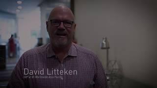 Testimonial by David Litteken, SVP BI Worldwide Asia Pacific