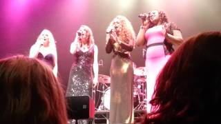 Wow Here Come the Girls- Louise Dearman & her Ladies