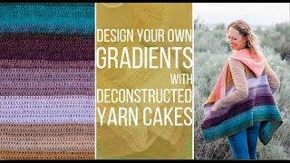 Gradient Yarn Cake ~ York ~ Yarn Cake