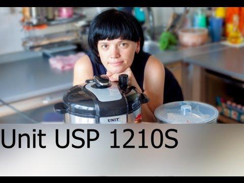 Unit USP1210s, знакомство.