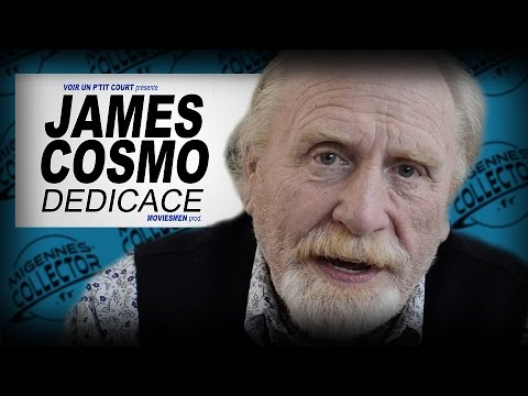 James Cosmo - Dédicace