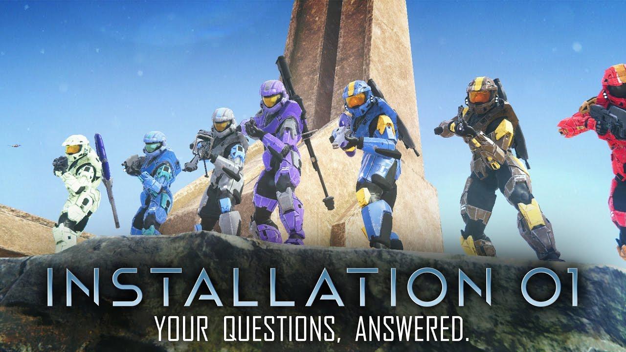 Installation 01 release a Multiplayer Q&A video | OC3D News