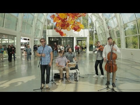 """Hey Marseilles """"West Coast"""" 