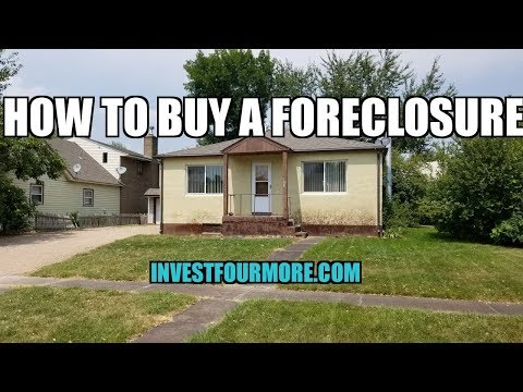 How To Buy A Foreclosure: REO, Courthouse, HUD, Online Auction