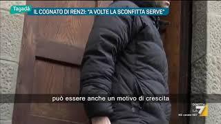 Il cognato di Renzi: 'A volte la sconfitta serve'
