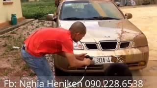 Máy Rửa Xe Mini Giá Rẻ nhất Hà Nội