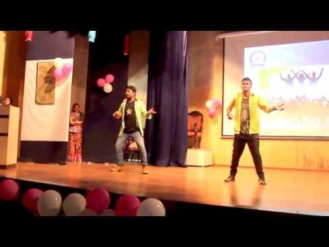 Best Nagin Dance at The Oxford College of Pharmacy, Bangalore