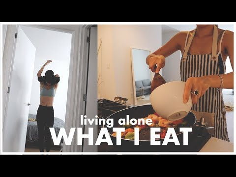 Living Alone Diaries | What I Eat In A Day!