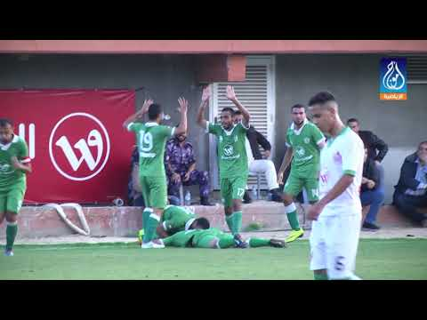 هدف مباراة إتحاد الشجاعية و خدمات رفح بتعليق حسام ابو خاطر