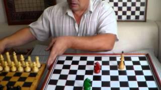 Урок № 14,  часть 1.     Космические шахматы.  Конь.