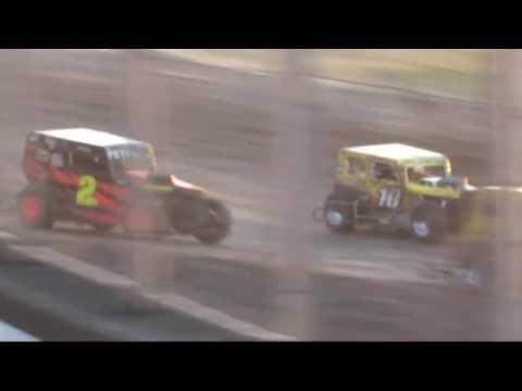 Southern Oregon Dwarf Car Association (SODCA)  A Dash at SOS 5/11/19