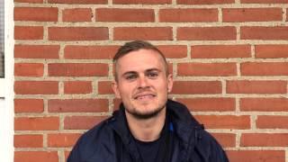 U14-cheftræner Mikael Sindholt om forventningerne til kampen …