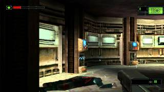 Alien Resurrection Walkthrough - Level 1 - Detention Block Alpha(Hard difficulty)