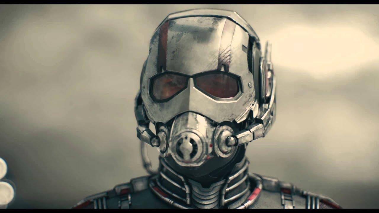 Ant-Man - Extrait en VOST : L'épreuve du feu