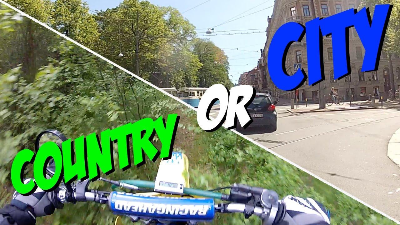 City Vs Country Which Do You Prefer