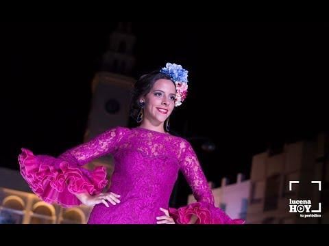 VÍDEO: II Pasarela Flamenca de Lucena. Segunda Parte