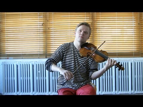 Pekka Kuusisto Performs Bach's Partita in D minor for Solo Violin