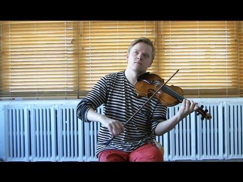 Pekka Kuusisto Performs Bach's Partita in D minor for Solo Violin