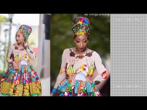Magical Dress Fashions for African Aso Ebi designs