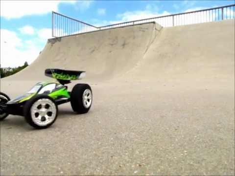 Mini Micro Fast RC Car High Speed Challenger Exceeds 30 Km/h