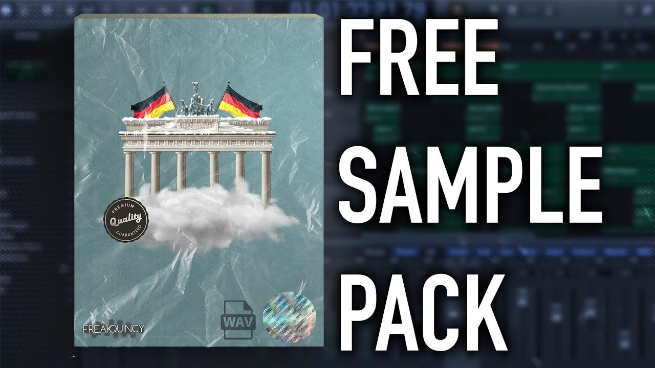 Free Sample Loops Pack, Free Midi and Stem Pack - Works with