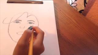 How To Draw Marilyn Monroe ✏️