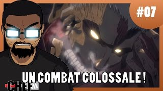 UN COMBAT COLOSSALE ! - SHINGEKI NO KYOJIN S2E7