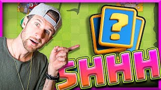 DIRTY LITTLE SECRET • MAX This Clash Royale Card!