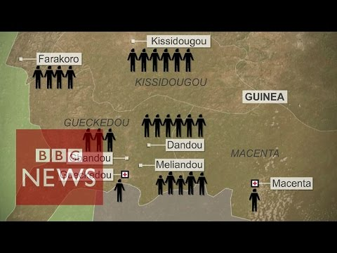 How world's worst Ebola outbreak began with one boy's death