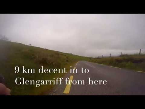 Caha Pass to Glengarriff