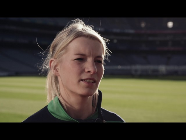 Niamh Collins sees danger for womens football in Australian