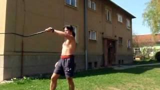 Kondiční rytmické bičování - pro začátečníky:)