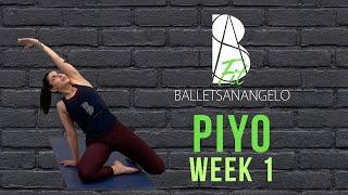 BSAFit - PiYo Fitness Class - 3/19/2020