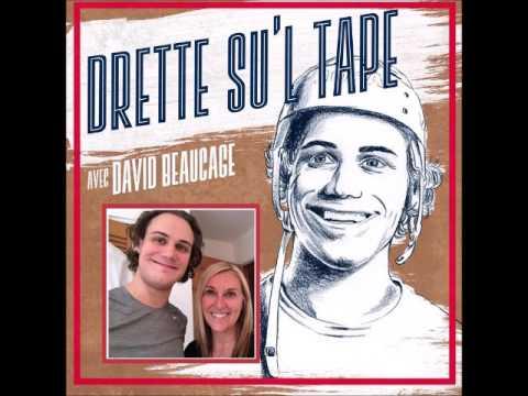 Podcast Drette su'l tape avec David Beaucage - Épisode 22 - Chantal Machabée