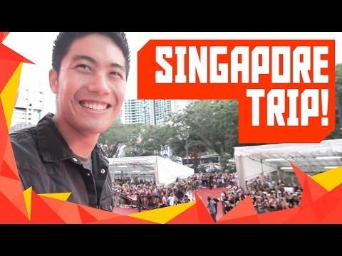 Singapore Trip!