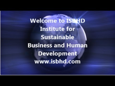 ISBHD Education Support Research Social Economic Development