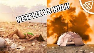 Netflix vs Hulu: Which Fyre Doc Should You Watch? (Nerdist News w/ Jessica Chobot)