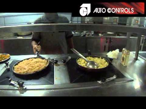 INDUCTION COOKTOP COMMERCIAL COOKING