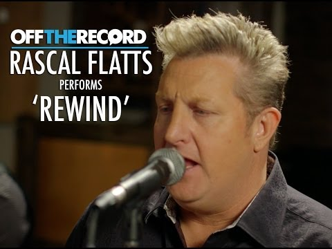 Rascal Flatts Performs 'Rewind' Acoustic - Off the Record